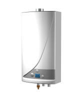 Hard water is bad for tankless water heaters