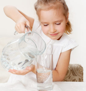 Healthy Drinking Water from Hawkins