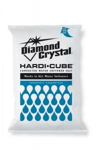 Diamond Crystal Hardi-Cube Salt for Water Softeners
