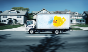 Hawkins Water Truck