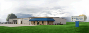 Hawkins Water Tech Office